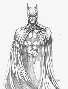 Batman On Pinterest Drawing Cute And