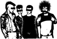 Modeart Likvidation (Hardcore punk /Sweden)