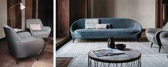 Vibieffe sofas and furnishings: novelties 2016