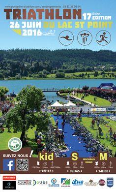 Triathlon du Lac St Point - Pontarlier triathlon