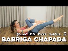 Fitness: pilates em casa para fortalecer braços e costas (aula 1) - YouTube