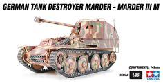 Ger. Tank Destroyer Marder III M