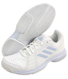 promo code 3d6d9 facf9 adidas Women s Tennis Shoes Aspire White Sky Blue Racket Racquet Court  CM7759