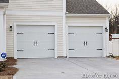 DIY Carriage Doors