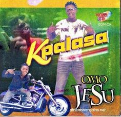 Kpalasa - Omo Jesu - Video CD