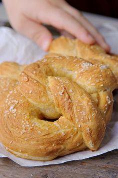 Recept voor zachte pretzels | njam!
