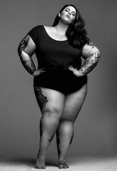 Plus-Sized Model Challenges Beauty Standards By Starring In Her First Modelling Shoot