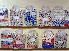 kuvistyö marjat - Google-haku Science Art, Science And Nature, Kindergarten, Berries, Preschool, Autumn, Teaching, Ideas, Crafts