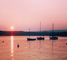Orange is the new blue  #orange #blue #sea #sunset #sunset_madness #goldenhour #naturelovers #nature #sailboat #sun #igdaily #igers #photo4life #colorburst #outadventurephotos #croatiafulloflife #punat #krk #croatia #ig_landscape #landscapelovers #ourplanetdaily #earthfocus #outplanetdaily #travelandtakephoto by licia.lestrange