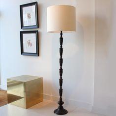 Bronze Standing Lamp by Birgit Israel | Lighting - Floor Lamps in the Showroom Collection