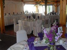 Spring setting  at trillium trails banquet & conference centre