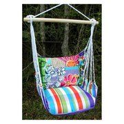 Magnolia Casual Sunny Hope Hammock Chair and Pillow Set