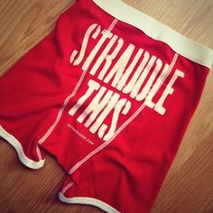 Autostraddle Store of Awesomeness / Home- underwear is for everyone