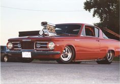 1965 Plymouth Barracuda Maintenance of old vehicles: the material for new cogs/casters/gears/pads could be cast polyamide which I (Cast polyamide) can produce. My contact: tatjana.alic14@gmail.com