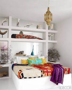 Modern morocan bedroom