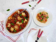 Lihapullavuoka - Peggyn pieni punainen keittiö