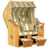 Beach chaise trunk...awesome!