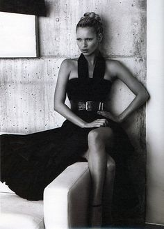 Kate Moss by Mert & Marcus http://www.facebook.com/pages/Art-of-street/144938735644793?fref=ts