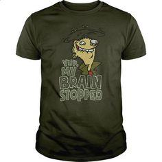 Ed Edd And Eddy Brain Dead Ed - #teacher gift #shirt for teens. MORE INFO => https://www.sunfrog.com/TV-Shows/Ed-Edd-And-Eddy-Brain-Dead-Ed-Forest-Guys.html?60505