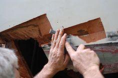 Wooden boat restoration   DURABLE GOODS