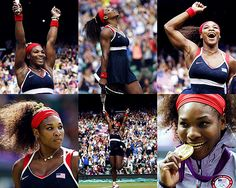 Inspiration is Everywhere Serena Williams, Summer Olympics, Team Usa, Athlete, Legends, Tennis, Sisters, Awesome, Sports