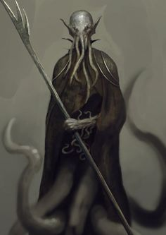 Post with 3776 votes and 176679 views. Tagged with art, gaming, fantasy, dungeons and dragons; Shared by dewneot. Character concepts/designs I've collected over the years Fantasy Races, Fantasy Rpg, Dark Fantasy, Cthulhu, Alien Character, Character Concept, Character Art, Fantasy Monster, Monster Art