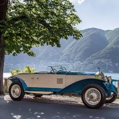 1928 Rolls-Royce Sports Phantom