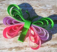 Kafijas krūze: Lentes un lentītes (ribbon crafts)