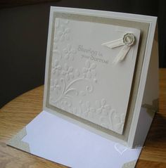 CTMH Vanilla Sympathy - Grandparents by darbaby - Cards and Paper Crafts at Splitcoaststampers