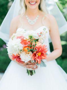Photography: Rachel May Photography - rachel-may.com  Read More: http://www.stylemepretty.com/2015/01/06/classically-romantic-virginia-military-wedding/