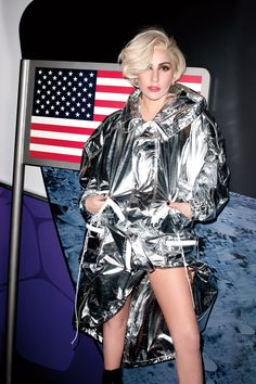 Emilio Pucci Jacket, All Lady Gaga's cover looks from The March Issue of Harper Bazaar are for sale on eBay right now!