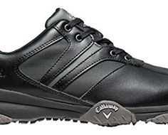 check out dc2c1 ceaf5 Ofertas de Callaway Chev Comfort - Zapatos de golf para hombre, color negro  / gris, talla 47 (W)