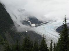 Glacier, Hyder, AK