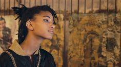 In Tokyo with Willow Smith, CHANEL's GABRIELLE bag campaign - YouTube