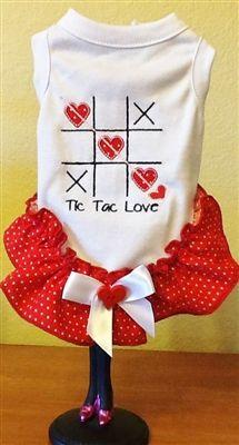 Tic Tac Toe Love Dress 39.99