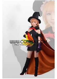 Magical Girl Raising Project Top Speed Cosplay Costume
