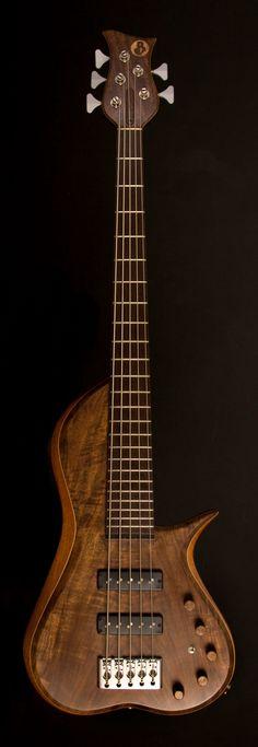 BL DESIGN #021 Barbary 5 String