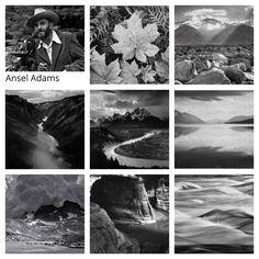 Ansel Adams langford basic photography