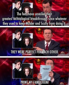 This is why Colbert is my favorite.