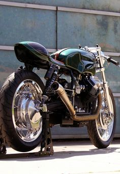 """collectori: """" Tricana Mondego by Jonathanhttp://www.caferacer351.com/web/?p=759…"""