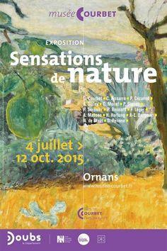 Sensations de #nature : une exposition au musée Courbet à #Ornans