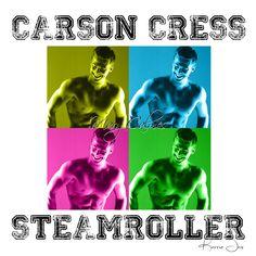 Carson Cress- Steamroller
