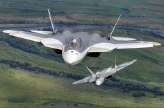Почему F-35 летает просто, а Т-50 — «фактически»? » Военное обозрение