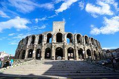 Arènes d'Arles © Mysuh