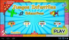 Juegos Infantiles Educativos -#app #android