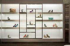 Shoe Store Design Ideas - Vince Camuto Shoe Store New York | Sergio Mannino