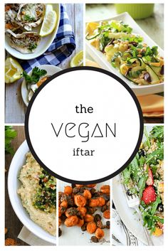 If you'll have guests at your iftar table that are vegan, or if you are vegan get ready because I've got 24 recipes to help! These recipes are really great for anyone so dig in!