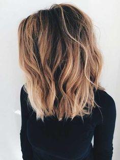 Cheveux Mi-longs 2017 : Nos Meilleures Propositions | Coiffure simple et facile