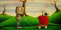 Love Is In The Air- Fabio Napoleoni @ Art Center Gallery 1-866-254-6523