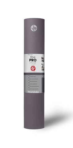 When you want the very best yoga mat, the mat chosen first by yoga teachers throughout the world, there really is only one choice – Manduka PRO.